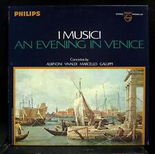 Felix Ayo I Musici - An Evening In Venice LP Mint- PHS 900-147 Stereo Philips