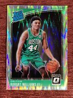 2018-19 Donruss Optic ROBERT WILLIAMS Rated Rookie Shock Holo Prizm #167 RC🔥