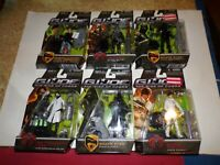 G.I. Joe The Rise of Cobra  Figures MOSC