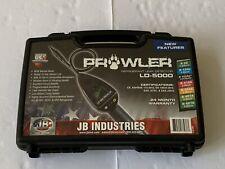 JB Industries LD-5000 - Prowler Refrigerant Leak Detector with Case