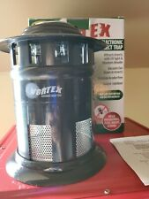 New Vortex Electronic Insect Trap Battery Operated Flies Wasp Mosquito