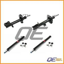 4 Mazda Tribute 2 Front Suspension Struts & 2 Rear Shock Absorbers KYB Excel-G