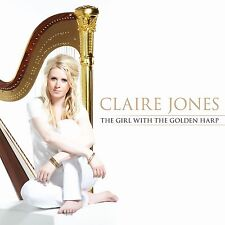 The Girl With The Golden Harp - Claire Jones