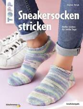 Sneakersocken Stricken Von Dagmar Bergk