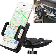 Universal Cd Slot Car Mount Cell Phone Stand Holder Cradle for iPhone Samsung