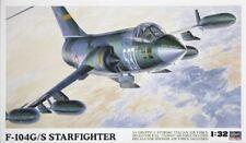 Hasegawa F - F-104g/S STARFIGHTER 8061 1/32 Modèle PLASTIQUE Kit Avion