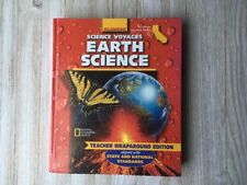 Glencoe Science Voyages Earth Science California Teacher Edition Textbook Gr 6