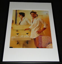 Harrison Ford 1993 Framed 12x18 Photo Display