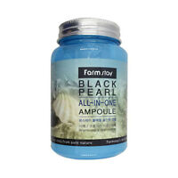 [FARM STAY] Black Pearl All In One Ampoule - 250ml / Free Gift