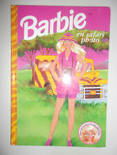 LES AVENTURES DE BARBIE // EN SAFARI PHOTO // MATTEL 1997