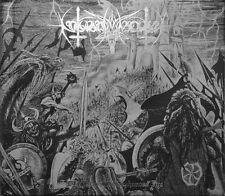 Nokturnal Mortum - To The Gates of Blasphemous Fire CD 2016 digibook black metal