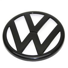 Original VW Zeichen Emblem Logo schwarz Kühlergrill VW Golf 4 IV 1J0853601A 041