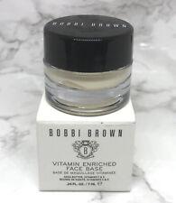 Bobbi Brown Vitamin Enriched Face Base NIB Travel Size in Box  .24oz / 7ml