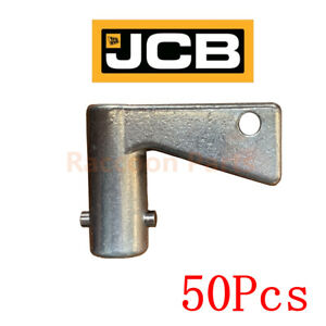 50pcs Fits JCB Battery Isolator and Disconnect Key 701/47401