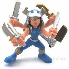 Hasbro MARVEL SUPER HERO SQUAD X-MEN SPIRAL WOLVERINE FIGURE with 6 hands Toy