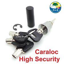 Caraloc 640 Caravan Motorhome Door Lock High Security Barrel Spare Keys - PO380