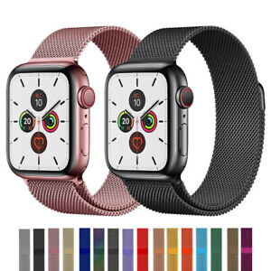 Stainless Band Strap For Apple Watch iWatch Series SE 6 5 4 3 2 1 44/42/40/38mm