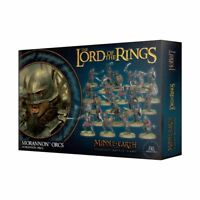 Herr der Ringe Morannon Orks Games Workshop Hobbit Lord of the Rings MiddleEarth