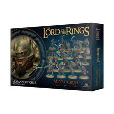 Herr der ringe Morannon Orks Games Workshop Hobbit Lord Of The Rings Middleearth