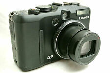 Canon Powershot G9 12.1MP compact digital camera made in Japan *superb