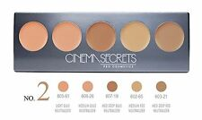 Cinema Secrets 5-in-1 Ultimate Corrector Foundation Makeup Palette (FPK02)