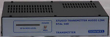 FM & AM Broadcast STL - Studio Transmitter Link - FM & AM STL - STAL100