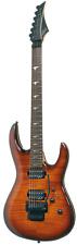 LAG E-Gitarre LGA200BRS Arkane Serie Brown Shadow