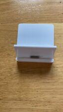 Apple Ipad 2 estación de acoplamiento genuino de Escritorio Sincronización Carga Dock Cradle Blanco A1381