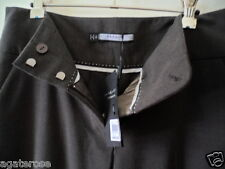 Brand new with tags Basque City work dress zip Pants Trousers size 10 Taupe