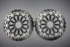Dischi freno anteriore margherita 330mm per Ducati 1098 S / R 2007-2008