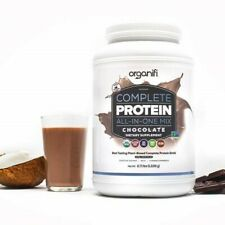 Organifi Complete Protein All In One 30 servings Chocolate (Pack of 6)