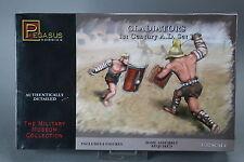 YH053 PEGASUS HOBBIES 1/32 maquette figurine 3201 Gladiators 1st Century A.D.
