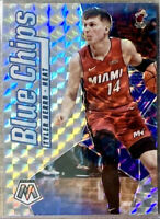 2019-20 Panini Mosaic Tyler Herro Silver Prizm Rookie RC Blue Chips Miami Heat🔥