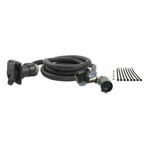 Curt 56070 Custom 7' Wiring  Harness Extension for GMC Sierra 1500/2500/3500