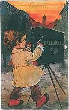 CARTOLINA d'Epoca - VARESE : GALLARATE - TIPO VALIGETTA! BELLISSIMA