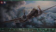 1/48 Heinkel He.219A-7 UHU by Tamiya