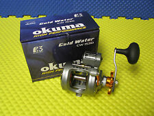 Okuma Cold Water Trolling Reel with Line Counter CW 153D