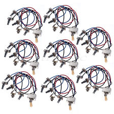 8*Wiring Harness 2V2T 3Way Box Toggle Switch jack 4-500K For GB replacement