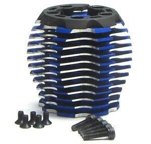 Traxxas TRX 3.3 COOLING HEAD Revo T-maxx Traxxas Jato 4-tec slash glow plug