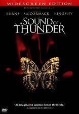 NEW DVD // RAY BRADBURY// A Sound of Thunder // BEN KINGSLEY,CATHERINE McCORMACK