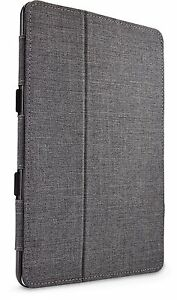 CASE LOGIC SNAPVIEW TABLET CASE FOLIO FOR (IPAD AIR) ANTHRACITE POLYCARBONATE