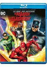 La ligue des justiciers : Le paradox flashpoint (BLU-RAY NEUF SOUS BLISTER)