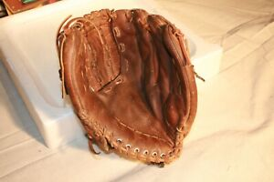 Vintage Wilson THE A2000 XL Leather Softball Baseball RHT Glove Mitt