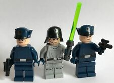 lego star wars 3 X FIRST ORDER OFFICERS - RARE LEGO PARTS 75134 75166