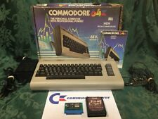 Commodore 64 *Wifi Modem*Fast Load Cartridge*Power Supply*Very Clean*