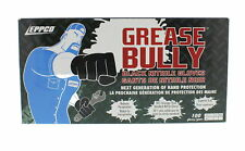 Eppco Grease Bully Black Nitrile Gloves 6 Mil Size Medium