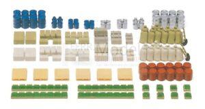 PREISER 79566 - Accessori e carichi industriali , scala N 1:160