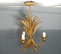 Leuchter im Florentiner Stil Kögl 60/ 70er Jahre