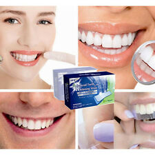 28x Practical White Effects Whitestrips Advanced Teeth Whitening Strips Stripes