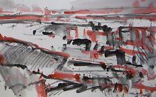 JOSE TRUJILLO GRAND CANYON ACRYLIC-PAINTING ORIGINAL EXPRESSIONIST ABSTRACT ART